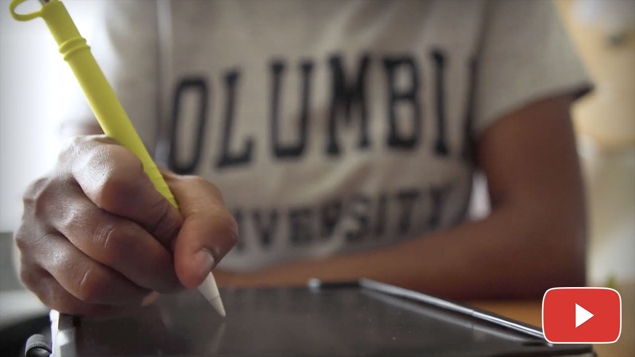Columbia School of the Arts: Writing Program video